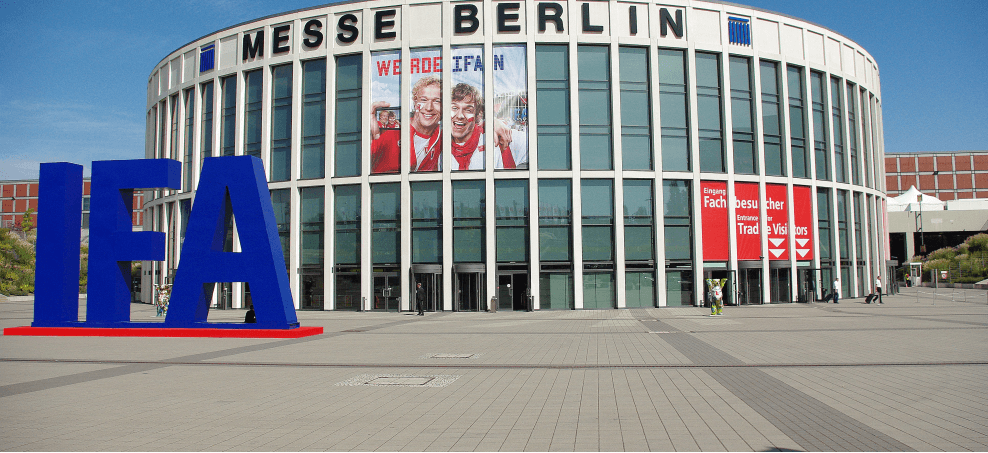 IFA in Berlin, GEO-IT, Softwareentwicklung, outsourcing